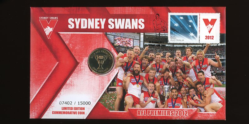 Thumbnail for 2012 AFL Premiership - Sydney Swans
