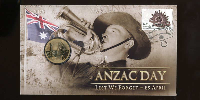 Thumbnail for 2012 Issue 06 Anzac Day Lest We Forget