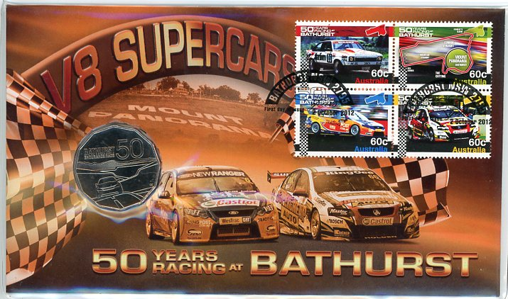 Thumbnail for 2012 Issue 11 - 50 Years Racing at Bathurst