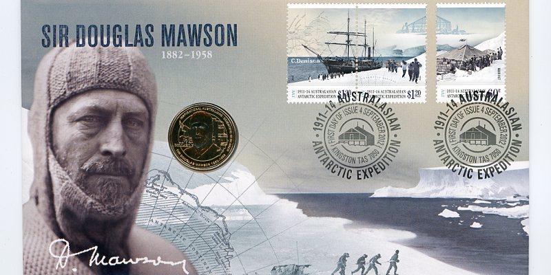 Thumbnail for 2012 Issue 09 Sir Douglas Mawson