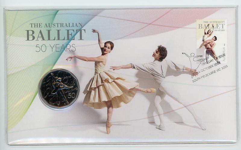 Thumbnail for 2012 Issue 12 Australian Ballet