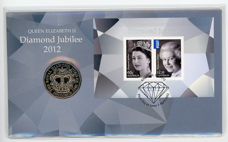 Thumbnail for 2012 Issue 05 Diamond Jubilee
