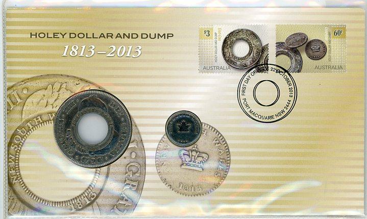 Thumbnail for 2013 Holey Dollar & Dump PNC