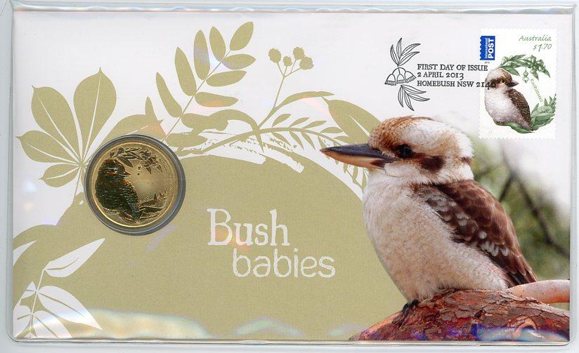Thumbnail for 2013 Issue 04 Bush Babies - Kookaburra