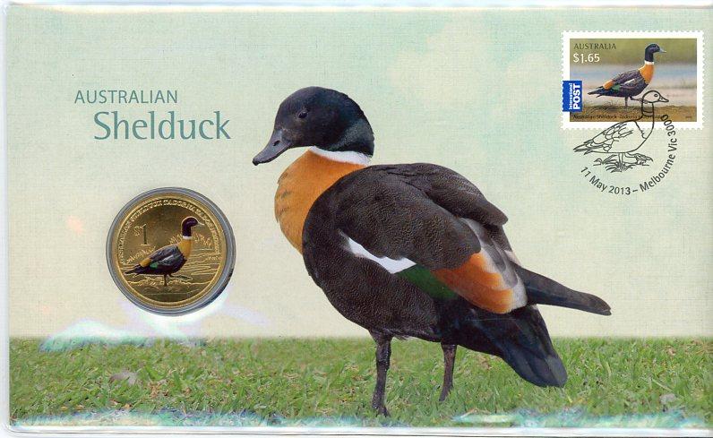 Thumbnail for 2013 Issue 10 Australian Shelduck
