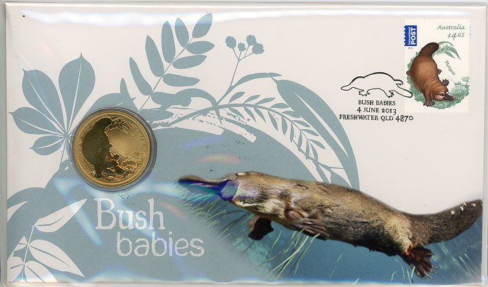 Thumbnail for 2013 Issue 11 - Bush Babies Platypus