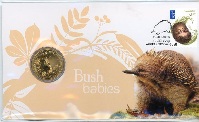 Thumbnail for 2013 Issue 13 Bush Babies - Echidna