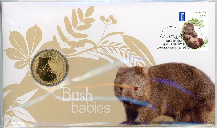 Thumbnail for 2013 Issue 15 - Bush Babies Wombat