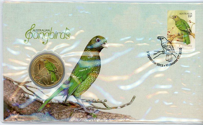 Thumbnail for 2013 Issue 16 Australian Songbirds