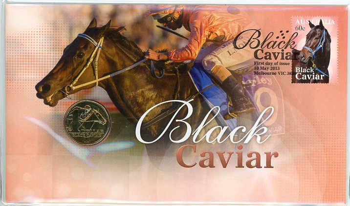 Thumbnail for 2013 Issue 7A - Black Caviar