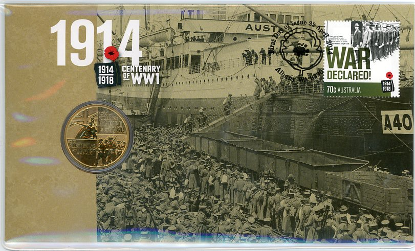 Thumbnail for 2014 Issue 6 Centenary of WWI