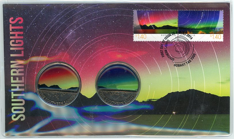 Thumbnail for 2014 Southern Lights Medallic PNC