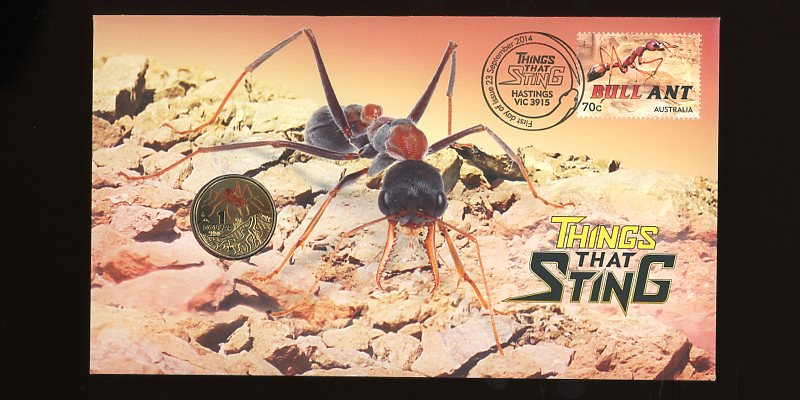 Thumbnail for 2014 Issue 09 Things That Sting - Bull Ant