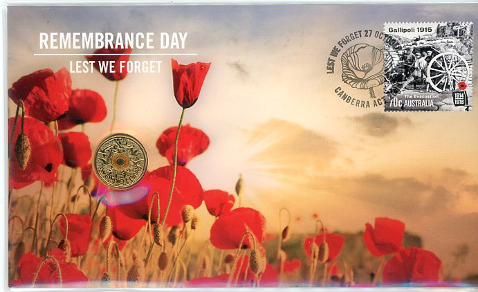 Thumbnail for 2015 Issue 20 Remembrance Day Lest We Forget