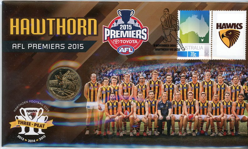 Thumbnail for 2015 Issue 21 Hawthorn AFL Premiers