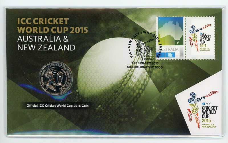 Thumbnail for 2015 Issue 03 ICC Cricket World Cup