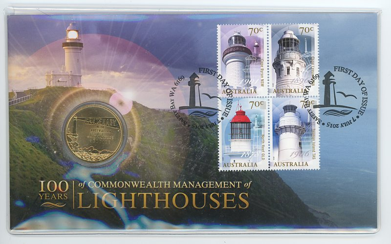Thumbnail for 2015 Issue 11 100 Years of Lighthouses