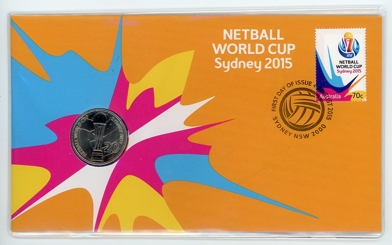 Thumbnail for 2015 Issue 13 Netball World Cup Sydney