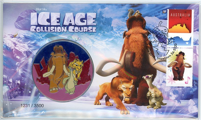 Thumbnail for 2015 Ice Age: Collision Course PNC
