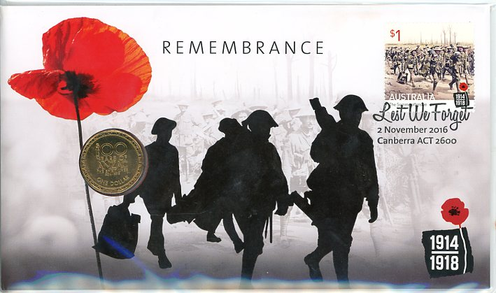 Thumbnail for 2016 Issue 27 Remembrance