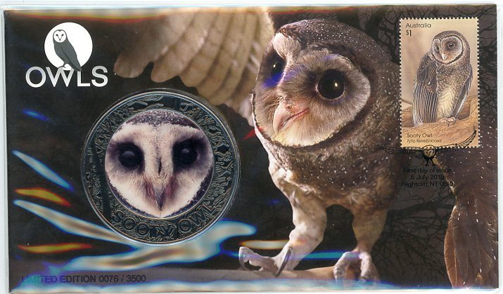 Thumbnail for 2016 Owls Medallic PNC