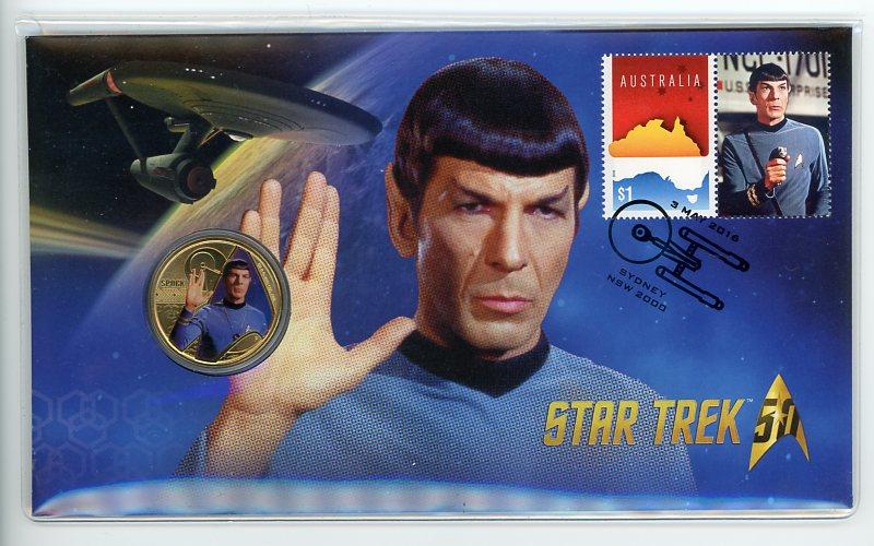 Thumbnail for 2016 Issue 12 Star Trek Spock