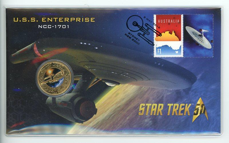 Thumbnail for 2016 Issue 13 Star Trek U.S.S. Enterprise