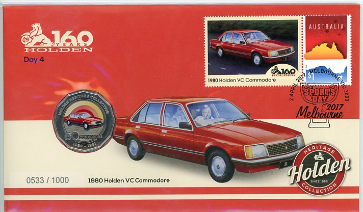 Thumbnail for 2017 Issue 9 1980 Holden VC Commodore Day 4 Melbourne Stamp Show