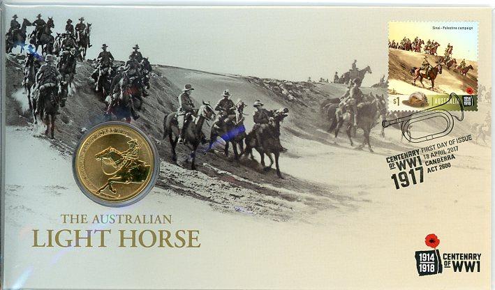 Thumbnail for 2017 Issue 12 The Australian Light Horse