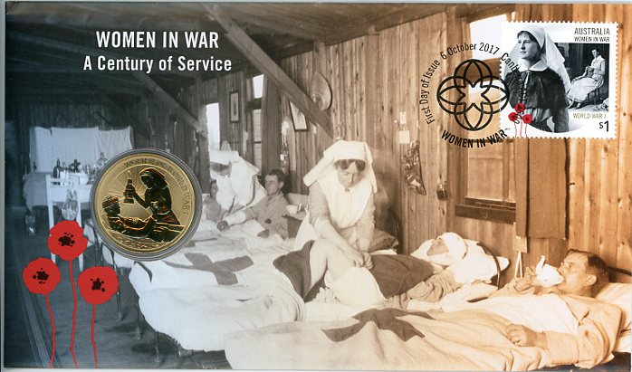 Thumbnail for 2017 Issue 19 Women In War - A Century of Service