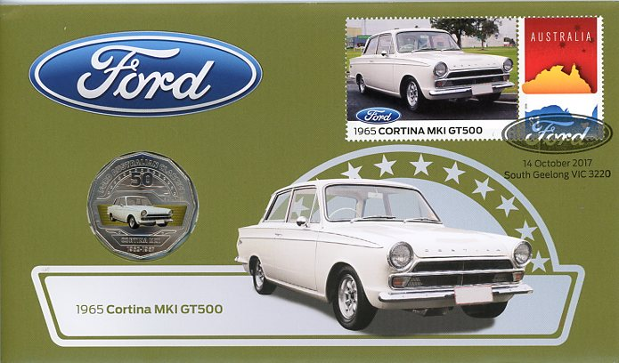 Thumbnail for 2017 Issue 23 Ford Cortina MK1 GT500