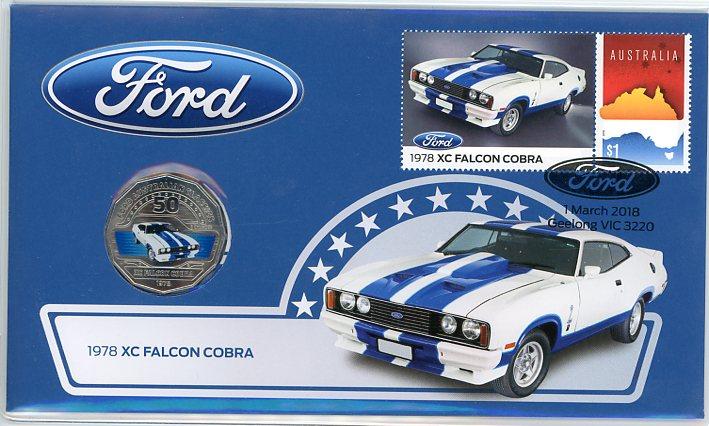Thumbnail for 2018 Issue 05 1978 XC Falcon Cobra