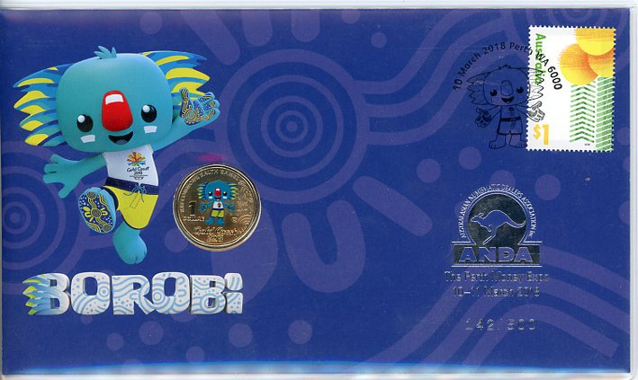 Thumbnail for 2018 Issue 06 Perth Money Expo Borobi