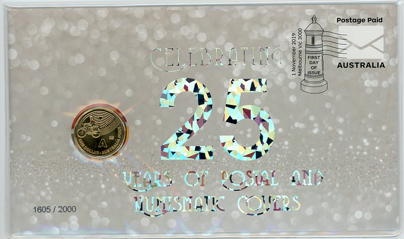 Thumbnail for 2019 Great Aussie Coin Hunt PNC with Privy Mark