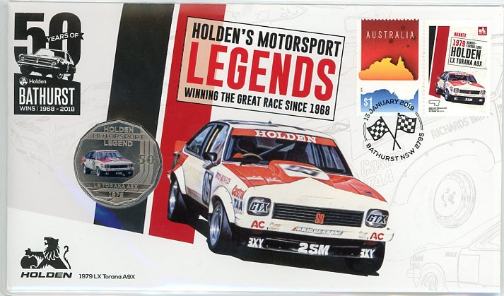 Thumbnail for 2019 Issue 07 Holden Motorsport Legend LX Torana A9X