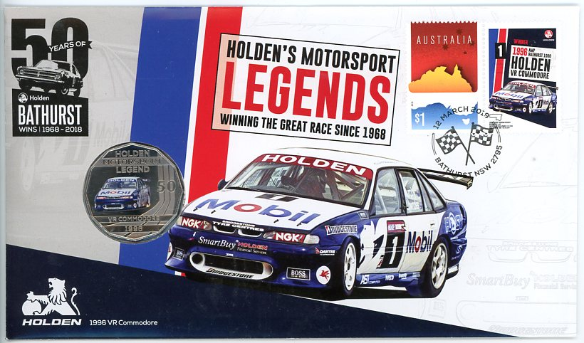 Thumbnail for 2019 Issue 12 1996 VR Holden Commodore