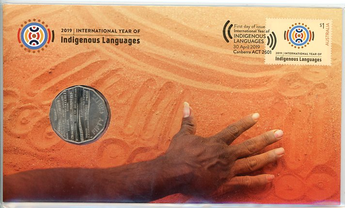 Thumbnail for 2019 Issue 13 International Year of Indigenous Languages