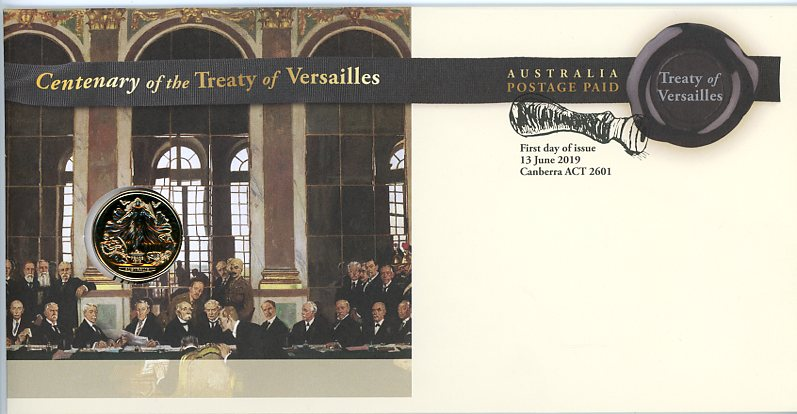 Thumbnail for 2019 Issue 23 Centenary of the Treaty of Versailles