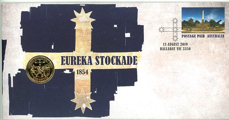 Thumbnail for 2019 Issue 24 Eureka Stockade