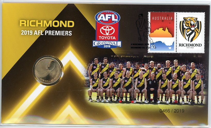 Thumbnail for 2019 Issue 37 - AFL Premiers Richmond Tigers