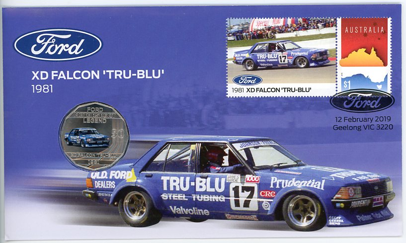 Thumbnail for 2019 Issue 8 1981 Ford XD Falcon 'Tru-Blu'