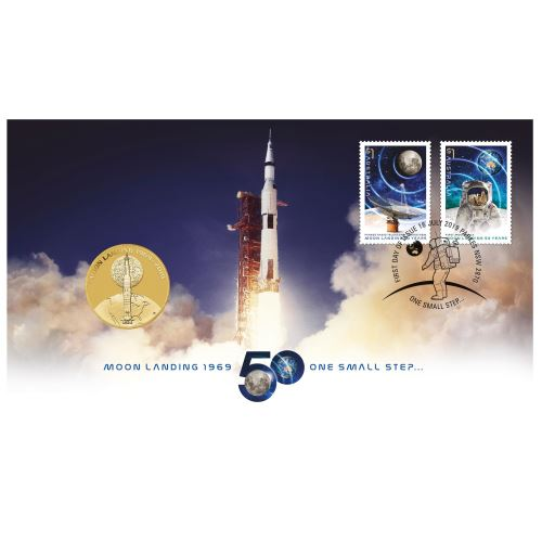 Thumbnail for 2019 Issue 5 50th Anniversary of the Moon Landing