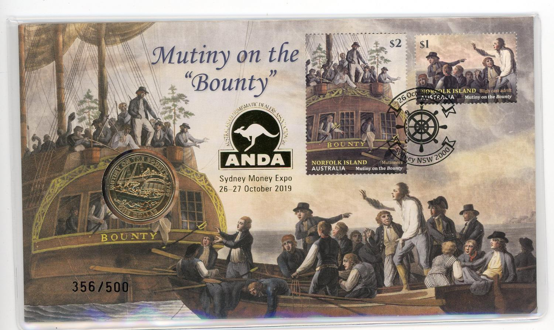 Thumbnail for 2019 Mutiny on the Bounty ANDA Sydney Money Expo PNC