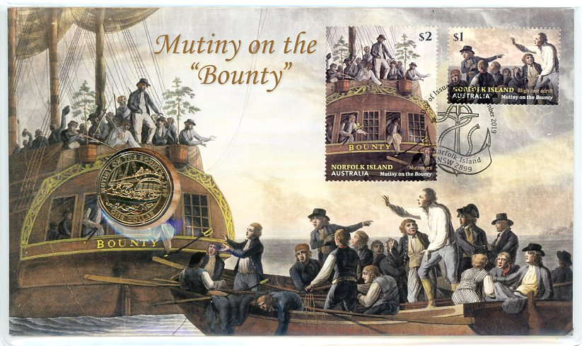 Thumbnail for 2019 Mutiny on the Bounty PNC