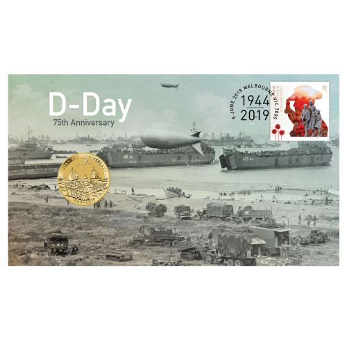 Thumbnail for 2019 Issue 21 75th Anniversary of D Day