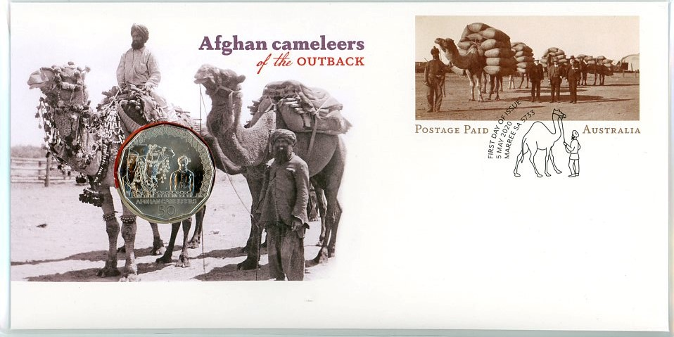 Thumbnail for 2020 Afghan Cameleers of the Outback PNC