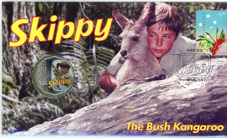 Thumbnail for 2020 Issue 09 Skippy the Bush Kangaroo
