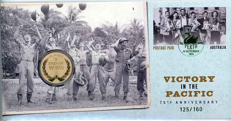 Thumbnail for 2020 Issue 11 Victory in the Pacific Limited Addition - 19-09-2020