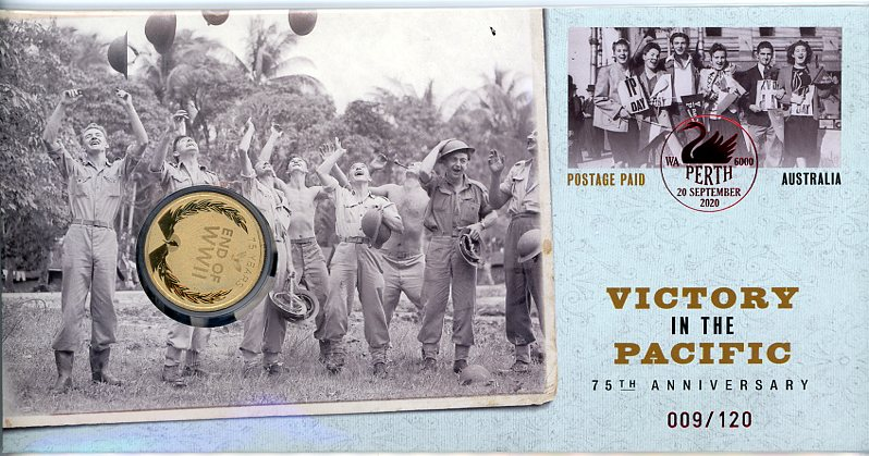 Thumbnail for 2020 Issue 11 Victory in the Pacific Limited Edition -  20-09-2020
