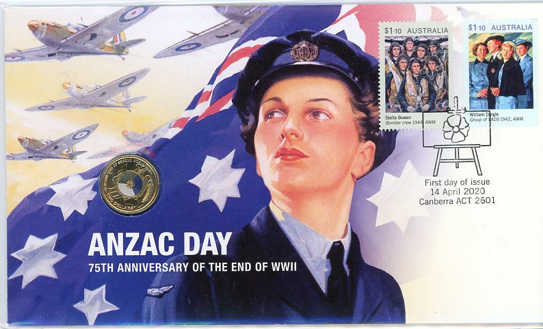 Thumbnail for 2020 Issue 7 Anzac Day 75th Anniversary End WWII